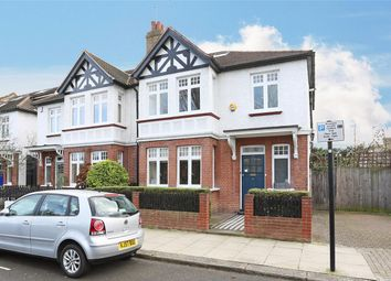 Thumbnail 4 bed end terrace house to rent in South Side, Stamford Brook, London