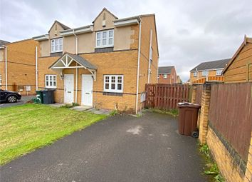 Thumbnail 2 bed semi-detached house to rent in Fullbeck Close, Allerton, Bradford
