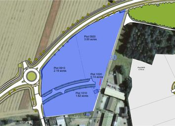 Thumbnail Land for sale in Suffolk Business Park, Zone 3, General Castle Way, Bury St. Edmunds