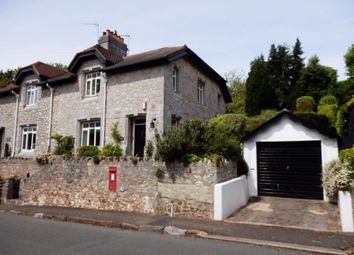 Thumbnail 3 bedroom cottage for sale in Ilsham Marine Drive, Torquay