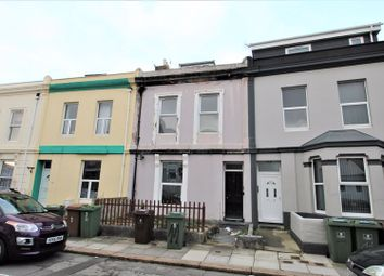 Thumbnail 3 bed terraced house for sale in Alma Street, Coxside, Plymouth, Devon