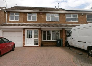 Thumbnail 4 bed semi-detached house to rent in Calstock Road, Willenhall