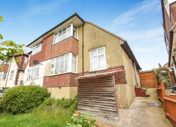 Thumbnail 2 bed semi-detached house for sale in The Crescent, Epsom