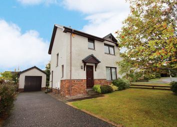 Thumbnail 3 bed semi-detached house for sale in 17 Neil Gunn Crescent, Inshes, Inverness