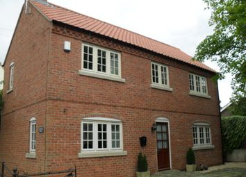 Thumbnail 2 bed detached house to rent in High Street, Gringley-On-The-Hill, Doncaster