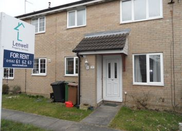 Thumbnail 1 bed property to rent in Cheslyn Close, Luton
