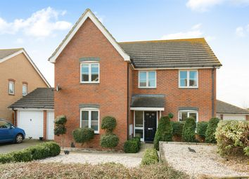 Thumbnail 4 bed detached house for sale in Major Close, Whitstable, Kent