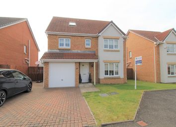 Thumbnail 5 bed detached house for sale in St Francis Place, Coatbridge