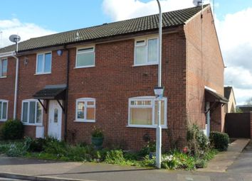 Thumbnail 1 bed end terrace house to rent in Trent Meadow, Taunton, Somerset