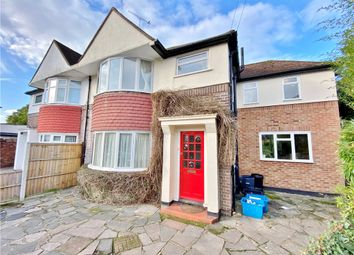 Thumbnail 4 bed semi-detached house for sale in Argyle Avenue, Whitton, Hounslow