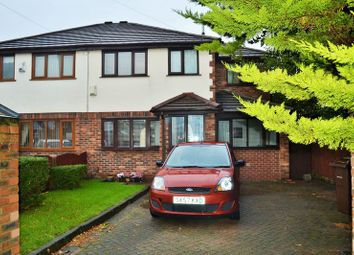Thumbnail 4 bed semi-detached house to rent in Woodend Avenue, Maghull, Liverpool
