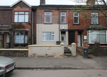 Thumbnail 3 bed terraced house for sale in High Lane, Stoke-On-Trent