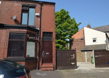 Thumbnail 2 bedroom end terrace house for sale in Newland Street, Manchester