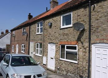 Thumbnail 2 bed cottage to rent in School Lane, South Ferriby