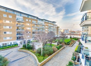 Thumbnail 2 bed flat for sale in Bluewater House, Smugglers Way, Wandsworth