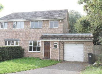 Thumbnail 3 bed terraced house for sale in Hapsburg Close, Weston-Super-Mare