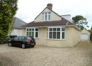 Thumbnail 4 bed detached bungalow for sale in Locking Road, Worle, Weston-Super-Mare