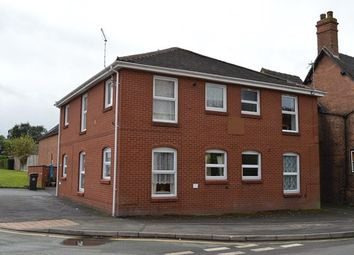 Thumbnail 1 bed flat for sale in Shropshire Street, Market Drayton