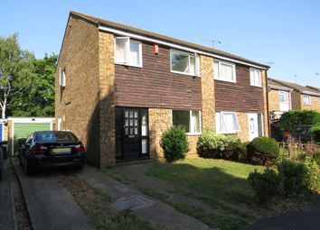 Thumbnail 3 bed semi-detached house for sale in The Paddocks, Welwyn Garden City