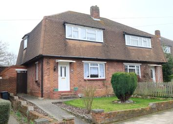 Thumbnail 3 bed semi-detached house for sale in Stowe Road, Orpington