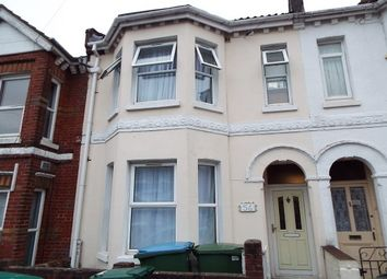 Thumbnail 7 bed terraced house to rent in Tennyson Road, Southampton