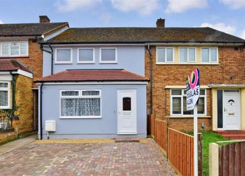 Thumbnail 2 bed terraced house for sale in Cullen Square, South Ockendon, Essex