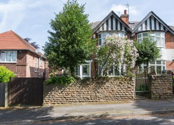 Thumbnail 4 bed semi-detached house for sale in Shirley Road, Mapperley Park, Nottingham