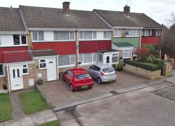 Thumbnail 3 bedroom terraced house for sale in Mersey Close, Bletchley, Milton Keynes