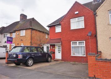 3 bed semi-detached house for sale in Erdyngton Road, Leicester LE3