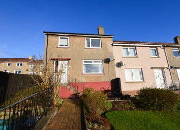 Thumbnail 3 bed terraced house for sale in Arnbrae Road, Kilsyth, Glasgow