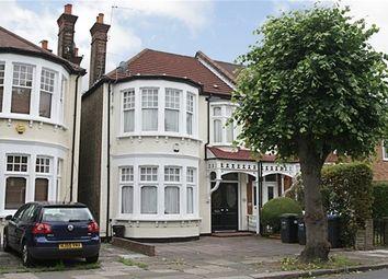 Thumbnail 1 bedroom flat to rent in Fox Lane, London