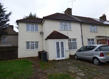 Thumbnail 4 bedroom end terrace house for sale in Treswell Road, Dagenham, Essex