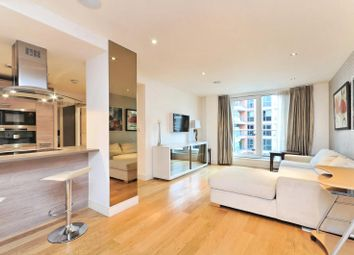 Thumbnail 2 bed flat for sale in Boxtree House, Imperial Wharf, London