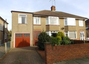 Thumbnail 4 bed semi-detached house for sale in Tasmania Road, Ipswich, Suffolk