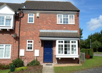 Thumbnail 1 bed terraced house to rent in Bishop Rise, Thorpe Marriott, Norwich