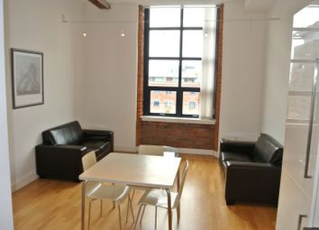 Thumbnail 2 bedroom flat to rent in Vulcan Works, 2 Malta Street, Ancoats Urban Village