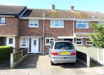 Thumbnail 3 bed terraced house for sale in Moss Bank, Winsford