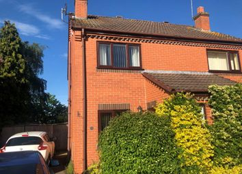Thumbnail 2 bed semi-detached house to rent in Saxon Grove, Willington