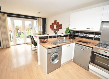 Thumbnail 4 bed end terrace house for sale in Swallow Way, Cullompton