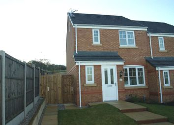 Thumbnail 3 bed end terrace house to rent in Ffordd Yr Ysgol, Flint, 5Et.