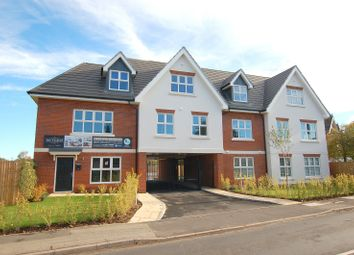 Thumbnail 1 bed flat for sale in New Haw Road, Addlestone