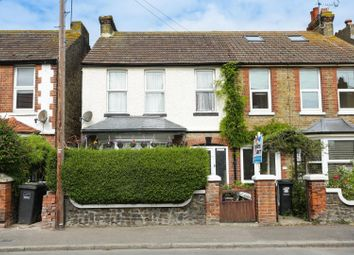 Thumbnail 3 bedroom semi-detached house for sale in Beacon Road, Broadstairs