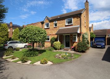 4 bed detached house for sale in Bridgewater Park Drive, Skellow, Doncaster, South Yorkshire DN6