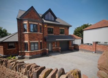 Thumbnail 6 bed detached house for sale in Mill Lane, Prescot