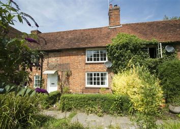 Thumbnail 2 bed terraced house for sale in Castle Bridge Cottage, Hook Road, North Warnborough
