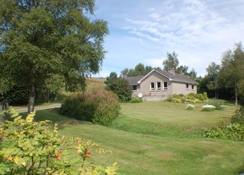 Thumbnail 3 bed detached bungalow for sale in Glenshee, Glenshee, Perthshire