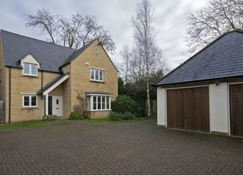 Thumbnail 5 bed property to rent in The Furlong, Downs Road, Standlake, Witney