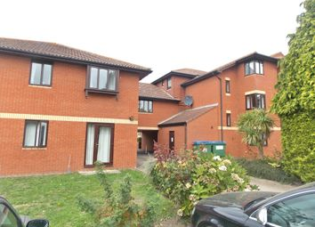 Thumbnail 1 bed flat to rent in Cage Lane, Felixstowe