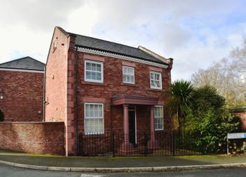 Thumbnail 3 bed detached house for sale in Gower Hey Gardens, Gee Cross, Hyde