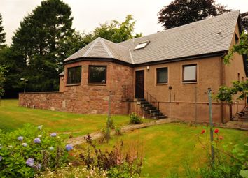 Thumbnail 4 bed detached house for sale in Treetops, Bamff Road, Alyth